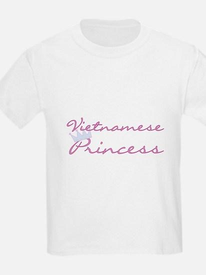 Vietnamese Princess Kids T-Shirt