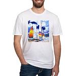 Catamarans Fitted T-Shirt