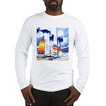 Catamarans Long Sleeve T-Shirt