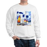 Catamarans Sweatshirt