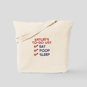 Kaylee's To-Do List Tote Bag