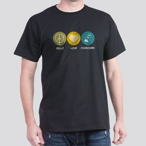 Peace Love Foundries Dark T-Shirt