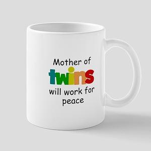 Mom of twins Mugs