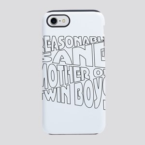 Twins mother iPhone 8/7 Tough Case