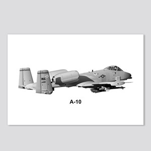A-10 Thunderbolt II Postcards (Package of 8)