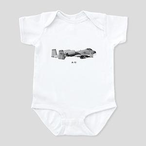 A-10 Thunderbolt II Infant Bodysuit