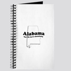 Alabama, Yes we have electricity ~ Journal