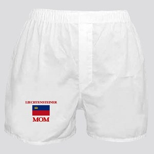 Liechtensteiner Mom Boxer Shorts