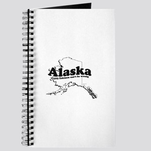 Alaska - 11,623 Eskimos can't be wrong ~ Journal