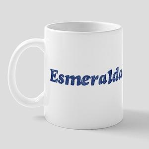 Esmeralda knows best Mug