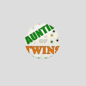 twins auntie Mini Button