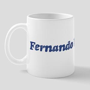 Fernando knows best Mug