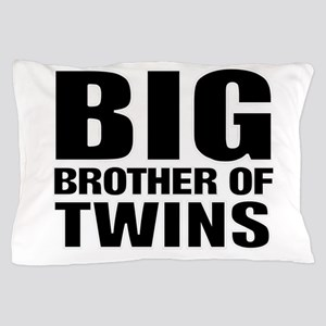Twins brother Pillow Case