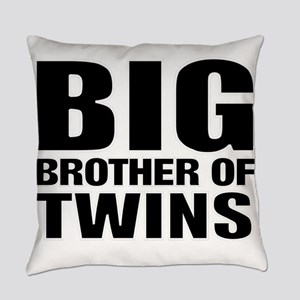 Twins brother Everyday Pillow