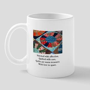 Quilts - Warm Treasures Mug