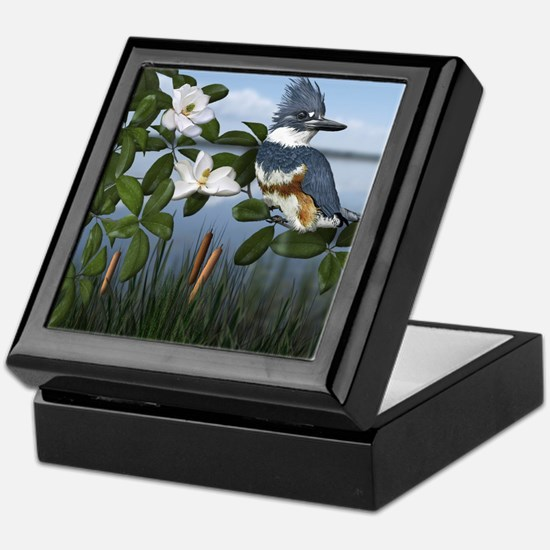 Kingfisher Creek Keepsake Box