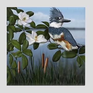 Kingfisher Creek Tile Coaster
