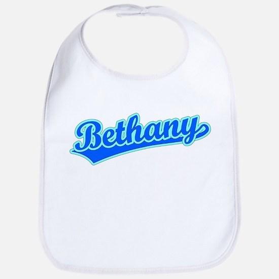 Retro Bethany (Blue) Bib