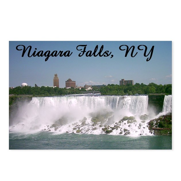 how to open iphone niagara falls ny postcards package of 8 by randomshops 14301