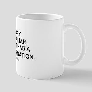 Hillary's Immagination Mug
