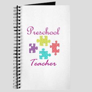 Preschool Teacher Journal