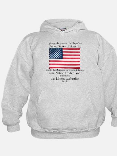 Pledge of Allegiance Hoodie