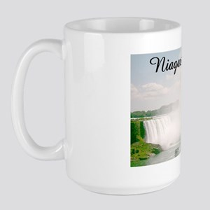 Niagara Falls, Canada Large Mug