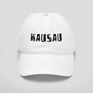 Wausau Faded (Black) Cap