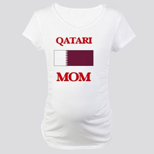 Qatari Mom Maternity T-Shirt