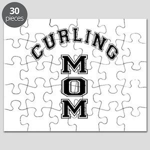 Curling Mom Puzzle