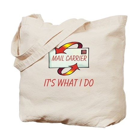 Mail Carrier Tote Bag