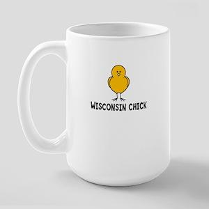 Wisconsin Large Mug