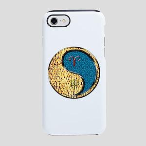 Aries & Water Monkey iPhone 8/7 Tough Case