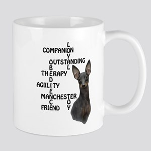 Toy Manchester xword Mug