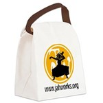 Jahworks.org Canvas Lunch Bag