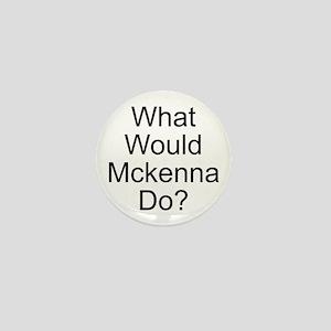 Mckenna Mini Button