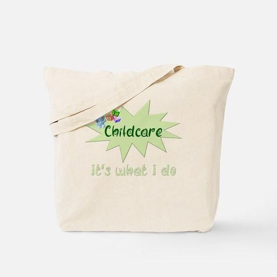 Childcare Tote Bag