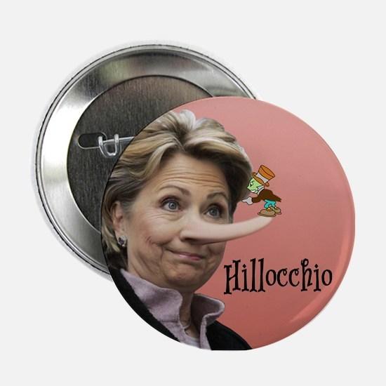 """""""Hillocchio"""" 2.25"""" Button"""