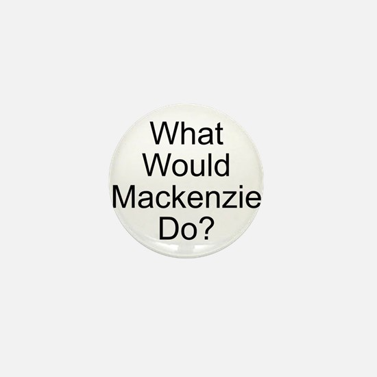 Mackenzie Mini Button