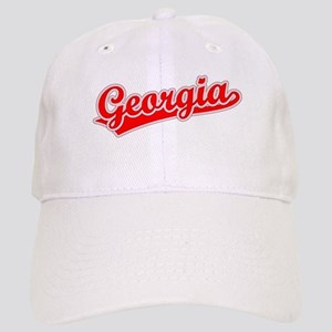 Retro Georgia (Red) Cap
