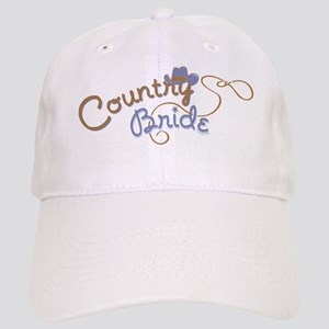 Country Bride Cap