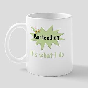 Bartender Mug