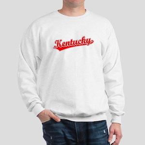Retro Kentucky (Red) Sweatshirt