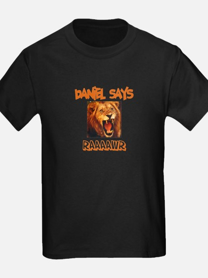 Daniel Says Raaawr (Lion) T