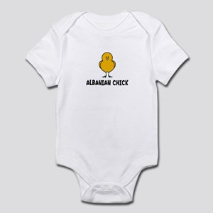 Albanian Infant Bodysuit