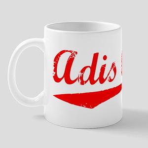 Vintage Adis Abba (Red) Mug