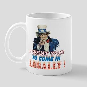 LEGALLY Mug