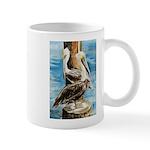 Brown Pelicans Mug