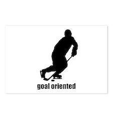 Goal Oriented Hockey Postcards (Package of 8)