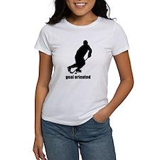 Goal Oriented Hockey Women's T-Shirt
